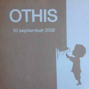 geboortekaart Othis