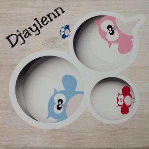 geboortekaart Djaylenn